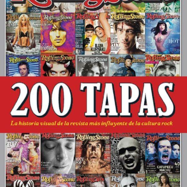 Revista Especial Rolling Stone - 200 Tapas
