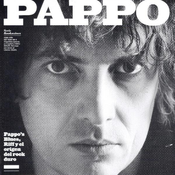 Revista Pappo Rolling Stone