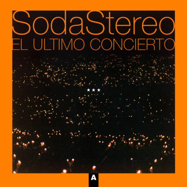 Soda Stereo - El Último Concierto A CD