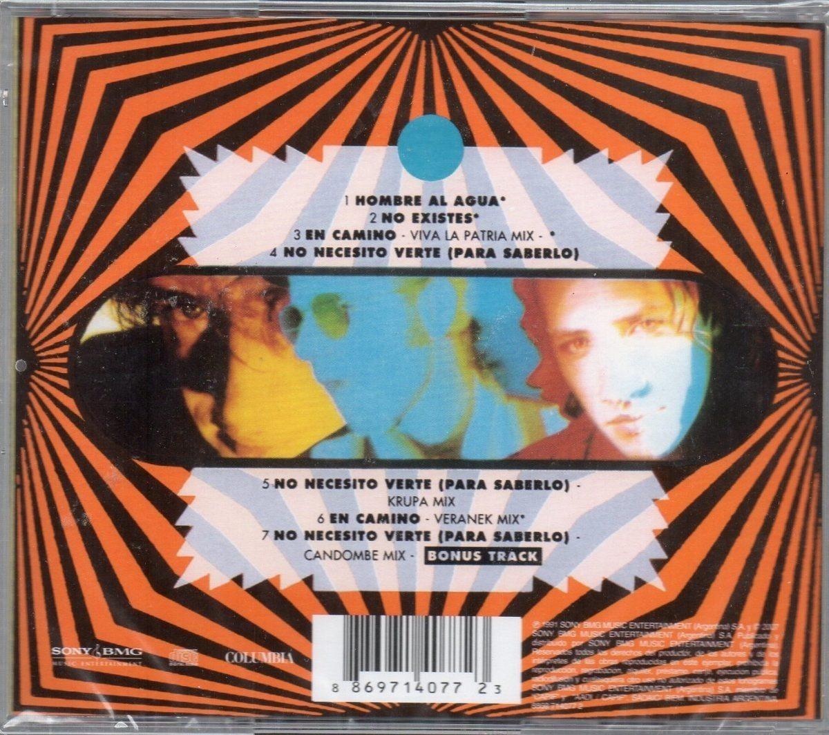 Soda Stereo - Rex Mix CD
