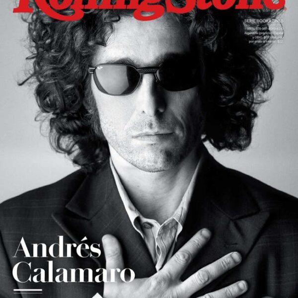 Revista Andrés Calamaro Rolling Stone