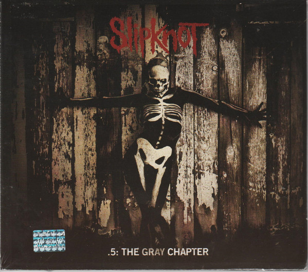 Slipknot - .5: The Gray Chapter 2CDs