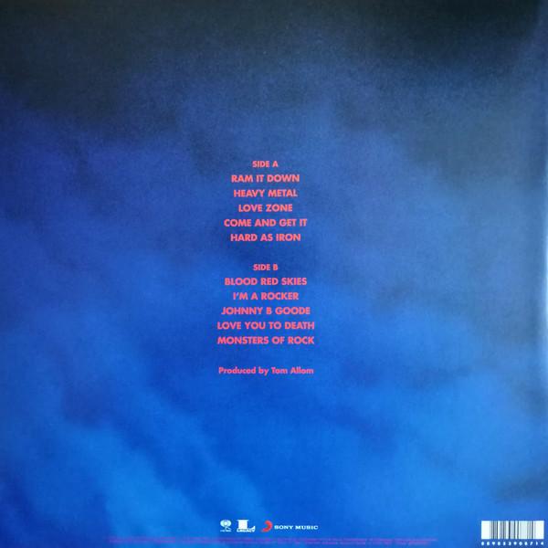 Judas Priest - Ram It Down LP