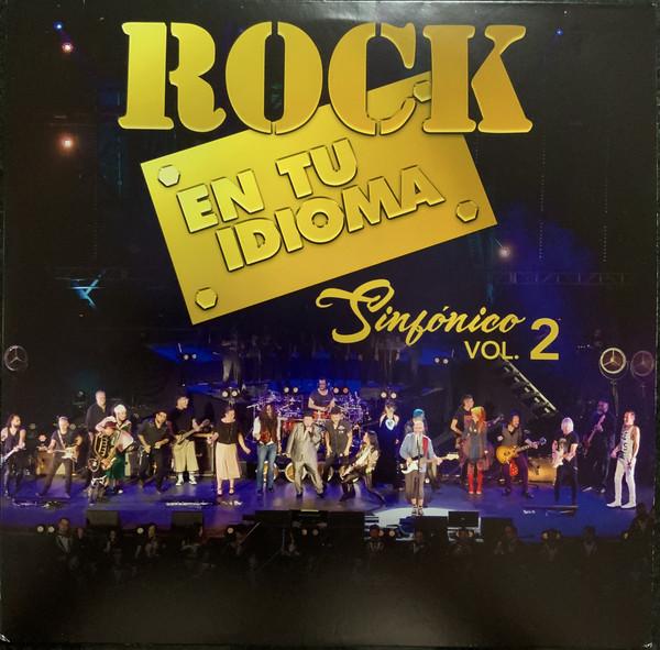 Varios - Rock En Tu Idioma Sinfónico Vol. 2 1LP+1DVD