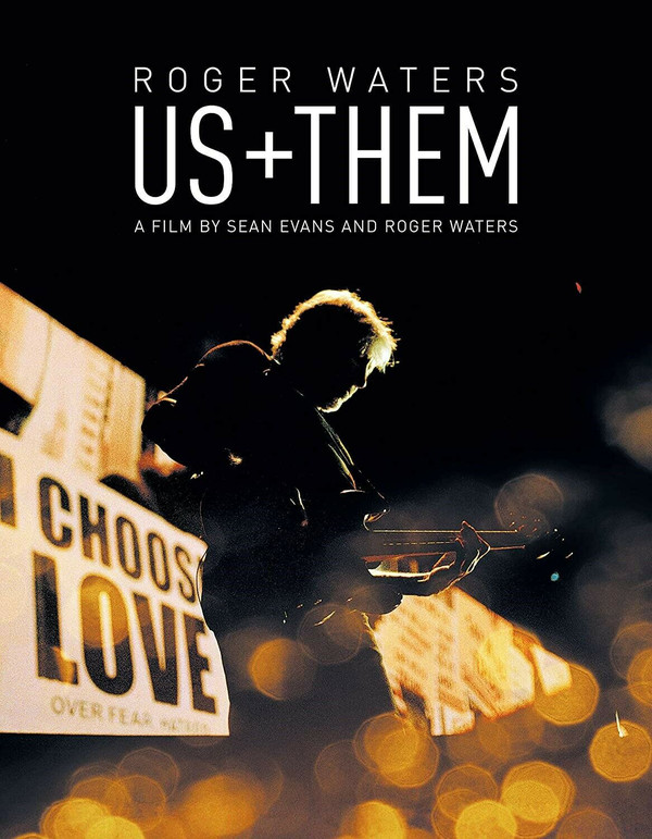 Roger Waters - Us + Them BLURAY