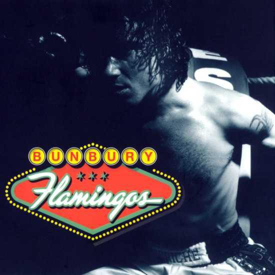 Enrique Bunbury - Flamingos CD