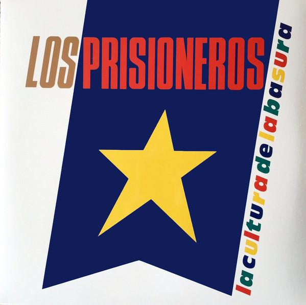 Los Prisioneros - La Cultura De La Basura LP