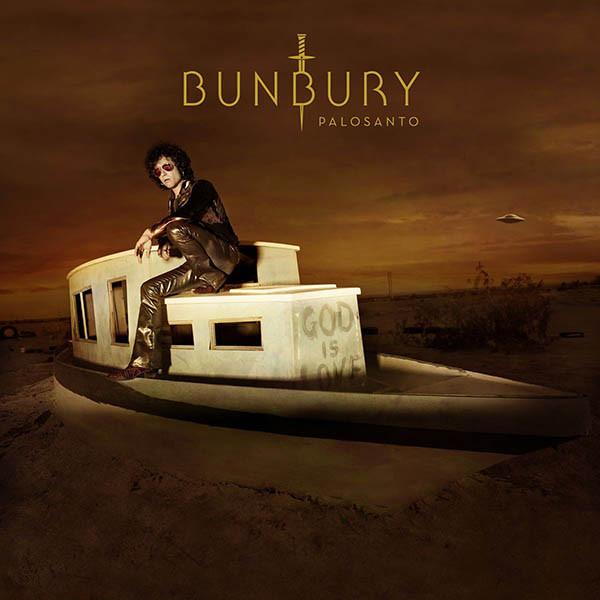 Enrique Bunbury - Palosanto 2CDs