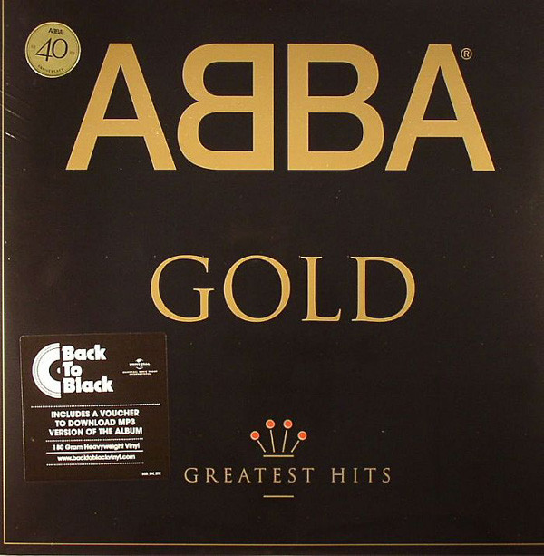 ABBA - Gold (Greatest Hits) 2LPs