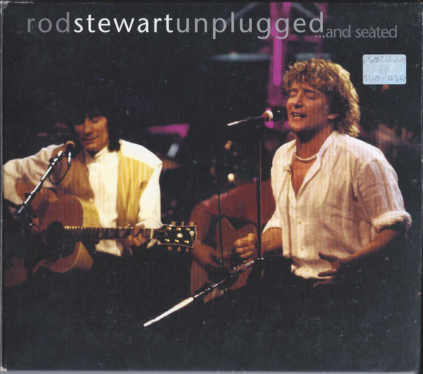 Rod Stewart - Unplugged ...And Seated 1CD+1DVD