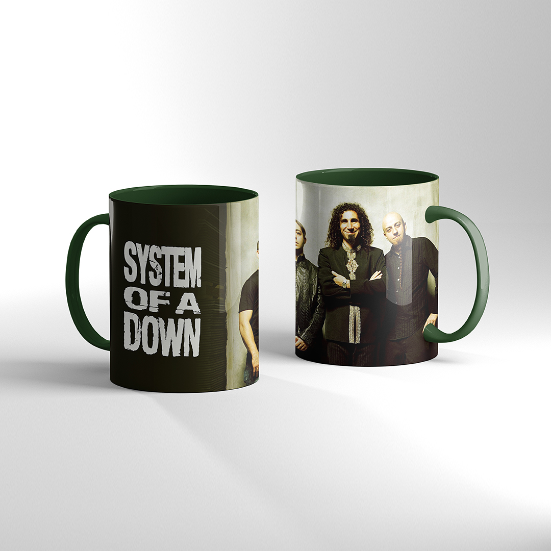 System of a down TAZA