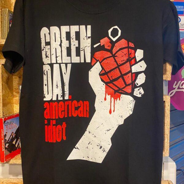 Polo nacional Green Day SMALL