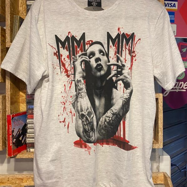 Polo nacional Marilyn Manson MEDIUM