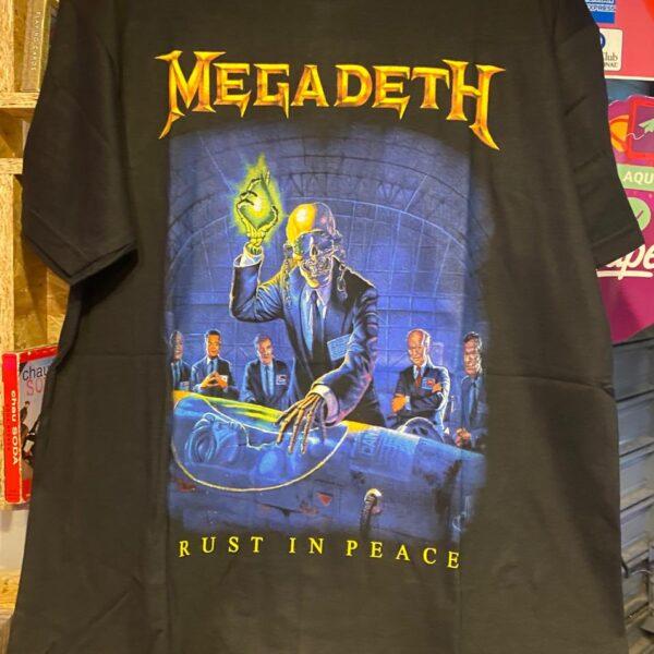 Polo nacional Megadeth LARGE