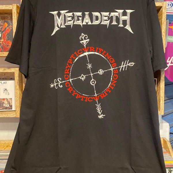 Polo nacional Megadeth XL
