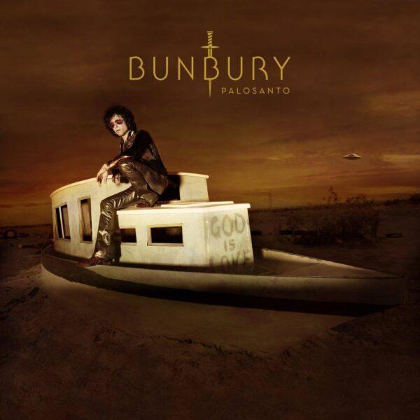 Enrique Bunbury - Palosanto CD
