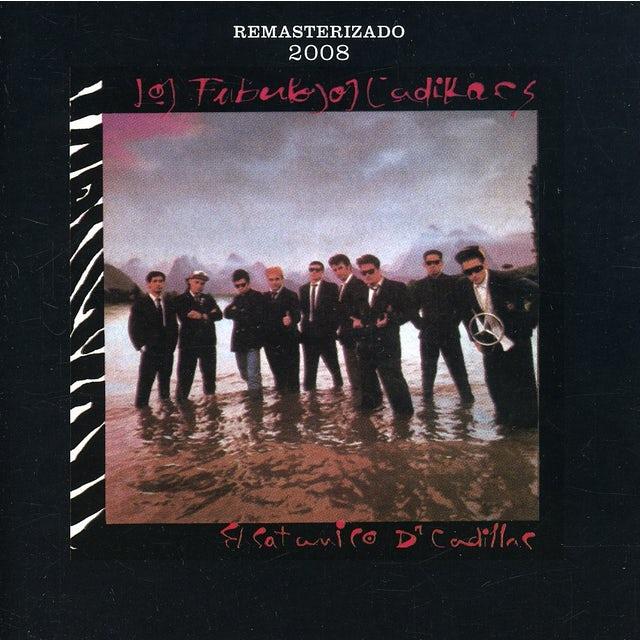 Los Fabulosos Cadillacs - El Satánico Dr. Cadillac CD
