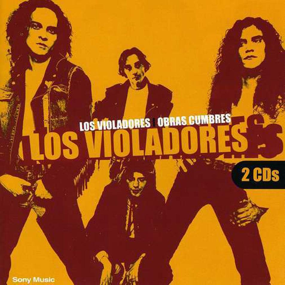 Los Violadores – Obras Cumbres 2 CDS