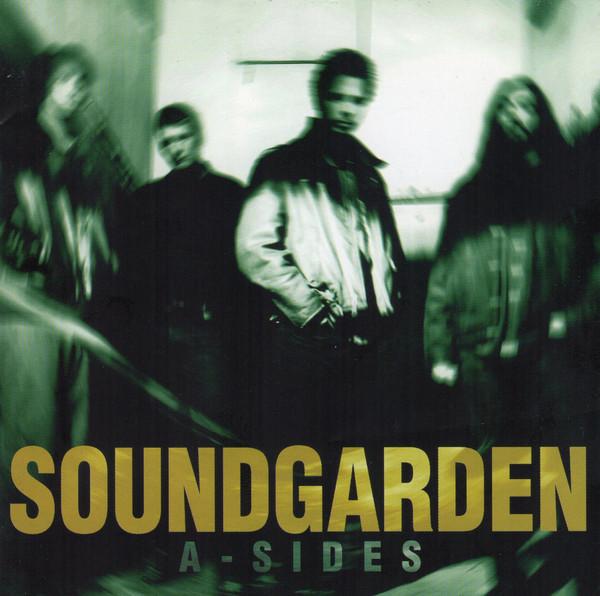 Soundgarden - A-Sides CD