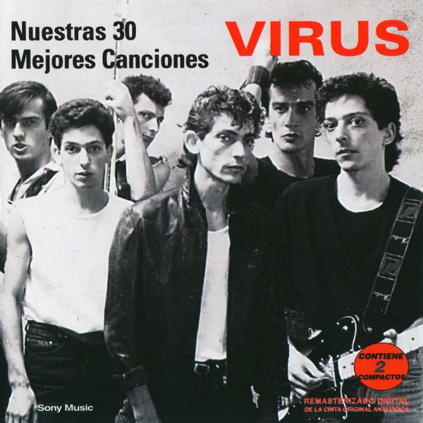 Virus - Nuestras 30 Mejores Canciones 2CDs