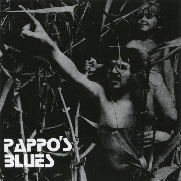 Pappo's Blues - Pappo's Blues CD
