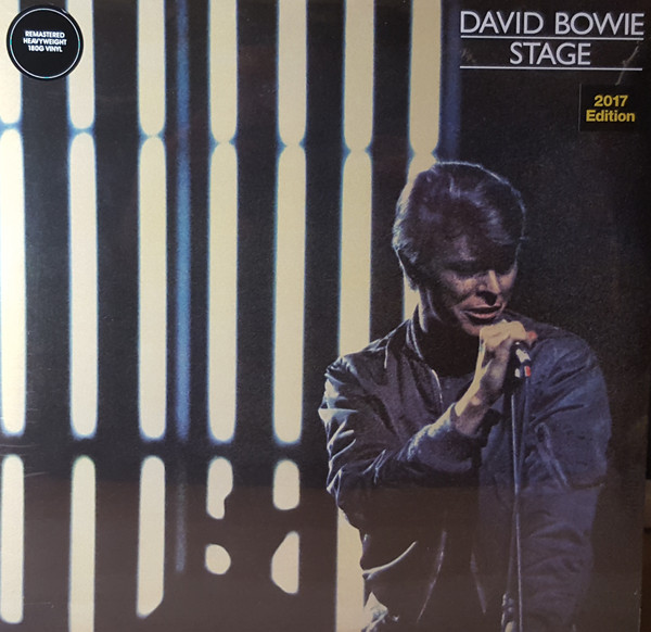 David Bowie - Stage 3LPs