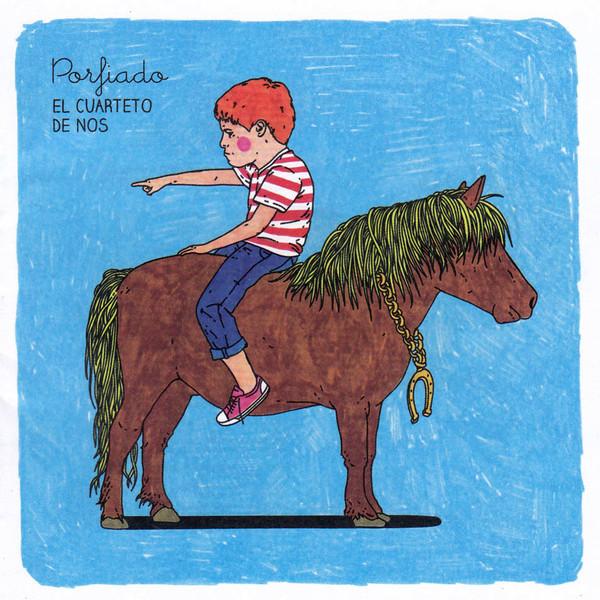 El Cuarteto De Nos - Porfiado CD
