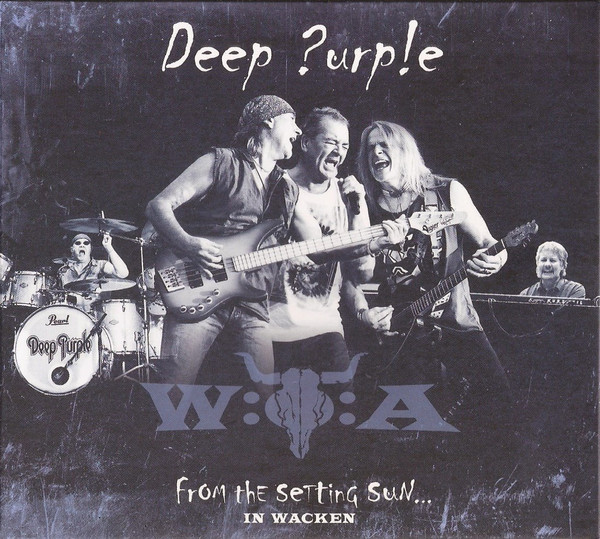 Deep Purple - From The Setting Sun... (In Wacken) 2CDs