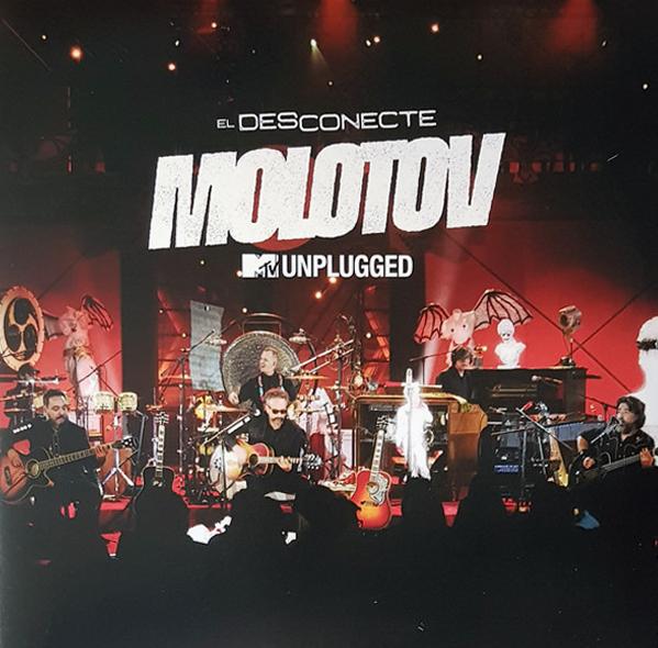 Molotov - El Desconecte MTV Unplugged 2LPs