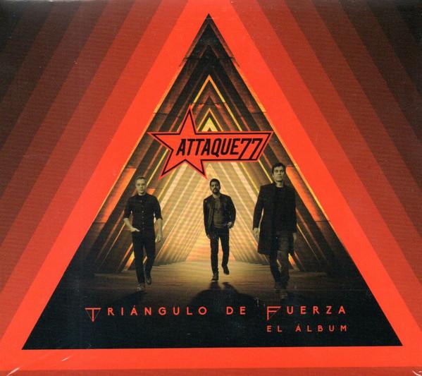 Attaque 77 - Triángulo De Fuerza (El Álbum) CD