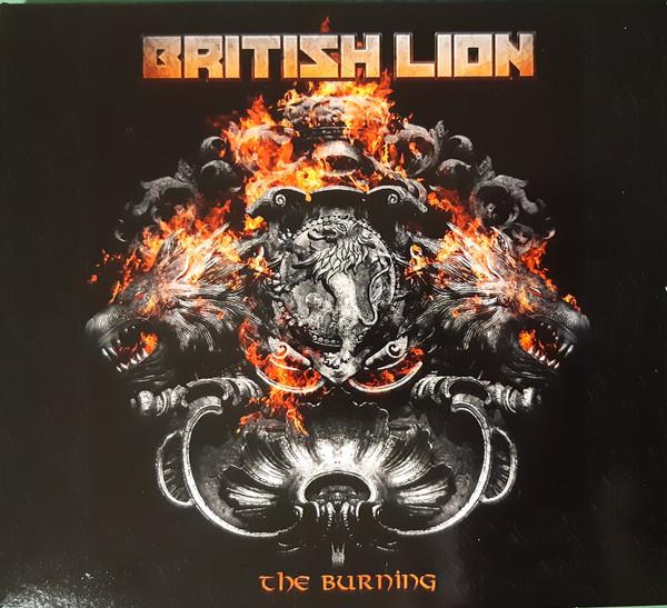 The Burning CD