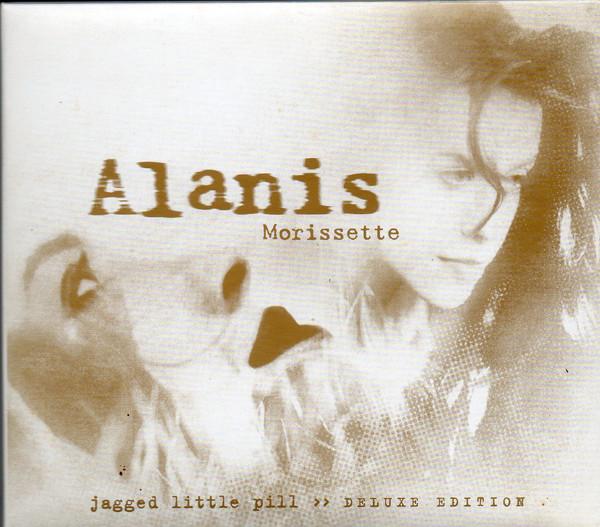 Alanis Morissette - Jagged Little Pill CD ARG