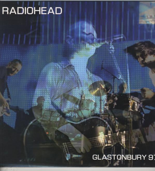 Radiohead - Glastonbury '97 LP - Bootleg