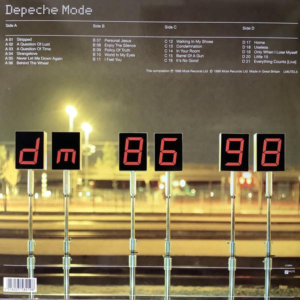 Depeche Mode - The Singles 86>98 2LPs - Bootleg