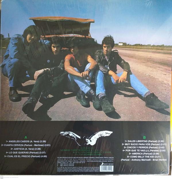 Attaque 77 - Ángeles Caídos LP