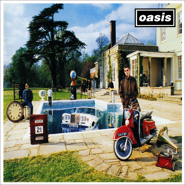 Oasis - Be Here Now CD