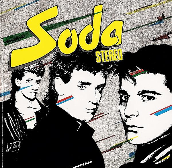 Soda Stereo - Soda Stereo CD