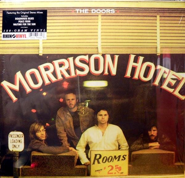 The Doors - Morrison Hotel LP