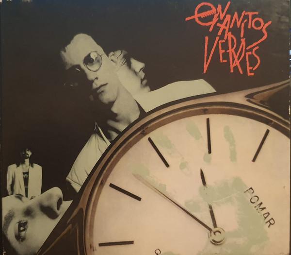 Enanitos Verdes - Contra Reloj CD