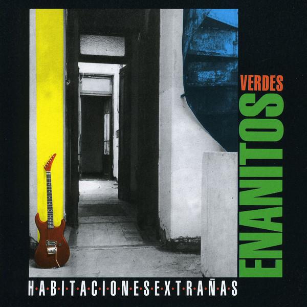Enanitos Verdes - Habitaciones Extrañas CD
