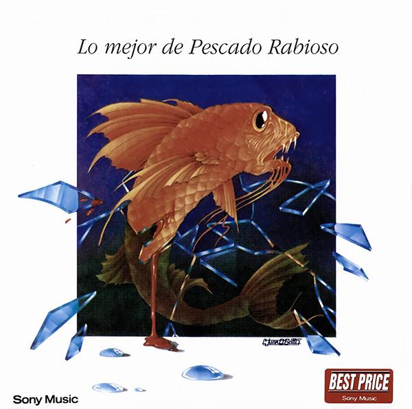 Pescado Rabioso - Lo Mejor De Pescado Rabioso CD