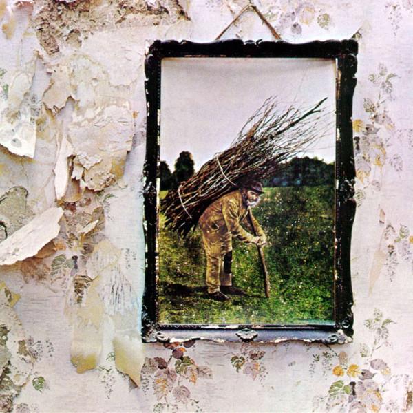 Led Zeppelin - Led Zeppelin IV (Untitled) LP RED - Bootleg