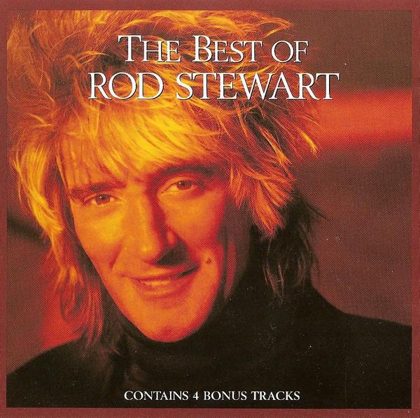 Rod Stewart - The Best Of Rod Stewart CD