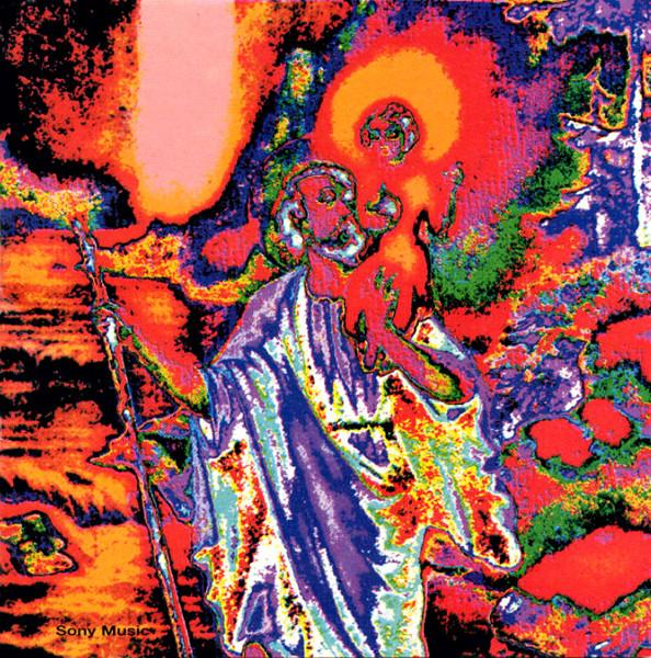 Spinetta Y Los Socios Del Desierto - San Cristóforo CD