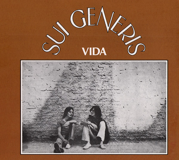 Sui Generis - Vida CD