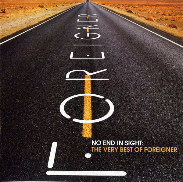 Foreigner - No End In Sight: The Very Best Of Foreigner 2CDs