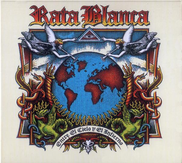 Rata Blanca - Entre El Cielo Y El Infierno CD