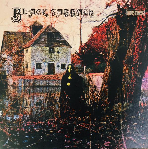 Black Sabbath - Black Sabbath LP - Bootleg