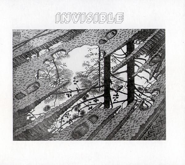 Invisible - Invisible CD