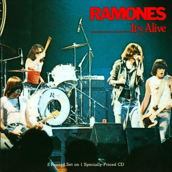 Ramones - It's Alive CD